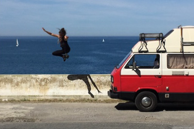 Rent a T3 and jump as high as you can, Basque country